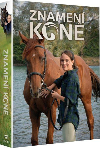 Znamení koně kompletní kolekce 8 DVD - Milan Cieslar - 13x19 cm