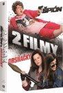 DVD Špión + Drsňačky
