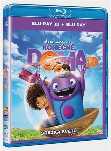 Konečně doma Blu-ray 3D+2D