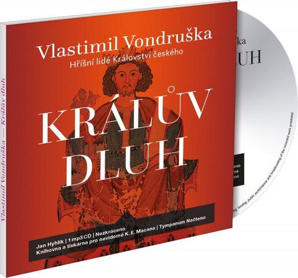 CD Králův dluh - Vlastimil Vondruška