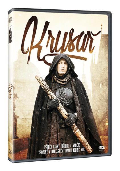 DVD Krysař - F. A. Brabec - 13x19 cm