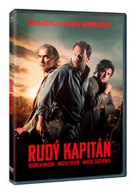 DVD Rudý kapitán