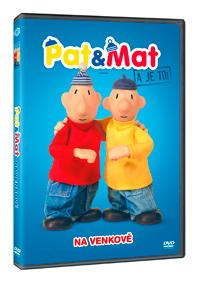 DVD Pat a Mat ...A je to! Na venkově