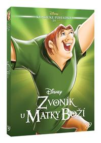 DVD Zvoník u Matky Boží - Edice Disney klasické pohádky