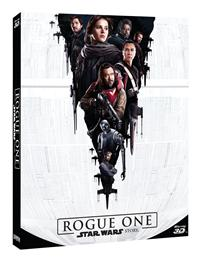 Rogue One: Star Wars Story 3Blu-ray 3D+2D+bonusový disk