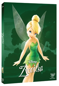 DVD Zvonilka - Edice Disney Víly