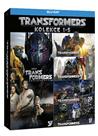 Transformers kolekce 1-5 Blu-ray