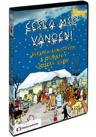 DVD Česká mše vánoční