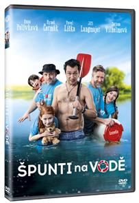 DVD Špunti na vodě