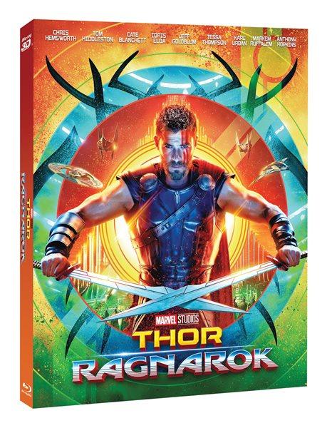 Thor: Ragnarok 2 Blu-ray (3D+2D) - limitovaná sběratelská edice