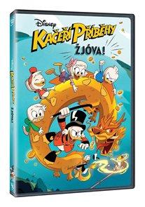 DVD Kačeří příběhy: Žjóva!