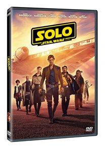 DVD SOLO: STAR WARS STORY