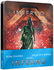 Inferno Blu-ray Steelbook