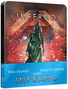 Inferno Blu-ray Steelbook