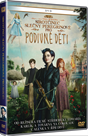 DVD Sirotčinec slečny Peregrinové pro podivné děti