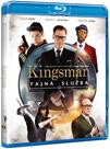 Kingsman: Tajná služba Blu-ray