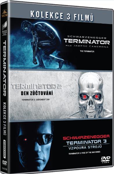 Terminátor 3DVD
