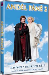 DVD Anděl páně 2