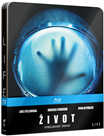 Život Blu-ray - Steelbook