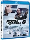 Rychle a zběsile 8 Blu-ray
