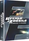 Rychle a zběsile 1 - 7 Kolekce ( 7 DVD )