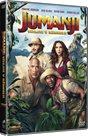DVD Jumanji: Vítejte v džungli!