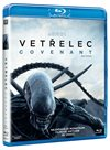 Vetřelec: Covenant Blu-ray