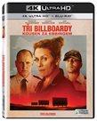 Tři billboardy kousek za Ebbingem UHD + Blu-ray