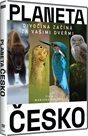 DVD Planeta Česko
