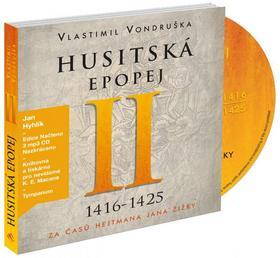 CD Husitská epopej II. - Vlastimil Vondruška