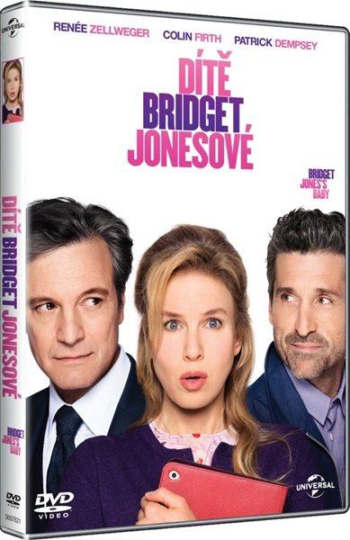 DVD Dítě Bridget Jonesové - Peter Cattaneo