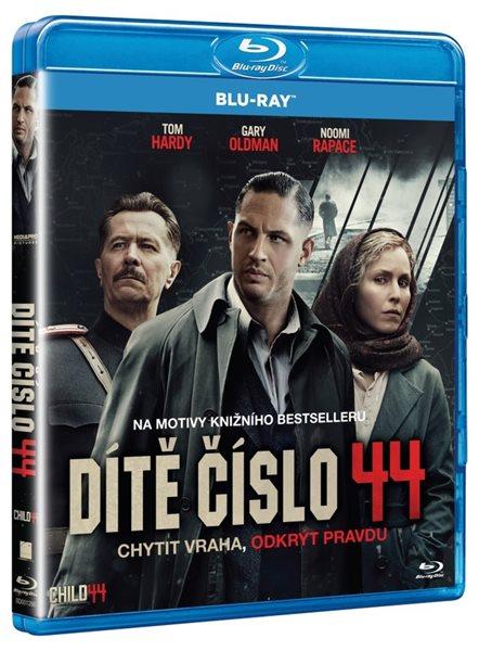 Dítě číslo 44 Blu-ray - Daniel Espinosa