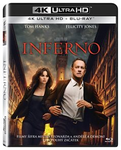 Inferno 2 Blu-ray UHD