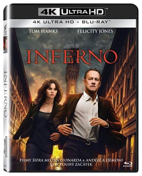 Inferno 2 Blu-ray UHD - Ron Howard