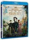 Sirotčinec slečny Peregrinové pro podivné děti Blu-ray