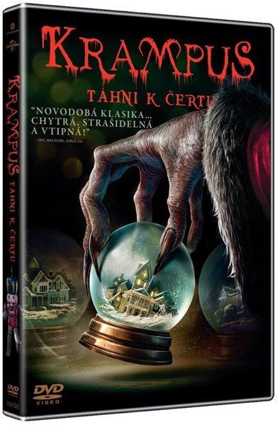 DVD Krampus: Táhni k čertu - Michael Dougherty