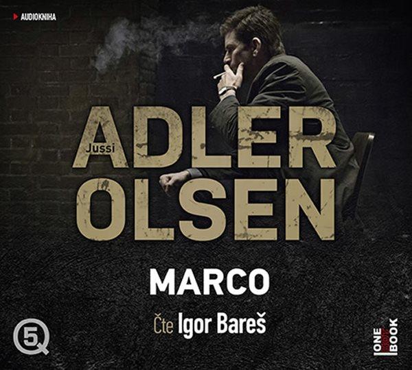 CD Marco - Jussi Adler-Olsen, Sleva 15%