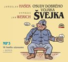 CD Jan Werich, Jaroslav Hašek: Osudy dobrého vojáka Švejka
