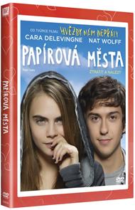 DVD Papírová města