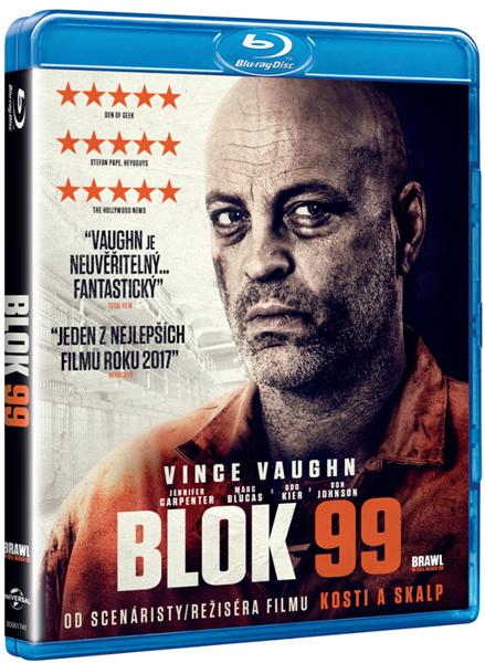 Blok 99 Blu-ray (1) - S. Craig Zahler
