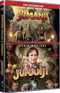 Jumanji kolekce 2 DVD