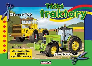 BETEXA zás. služba, s.r.o. Těžké traktory - 320x220 mm