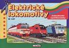 Elektrické lokomotivy - vystřihovánky