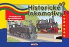 Historické lokomotivy - jednoduché vystřihovánky