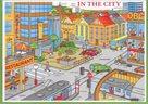 In the City - tabulka lamino A4