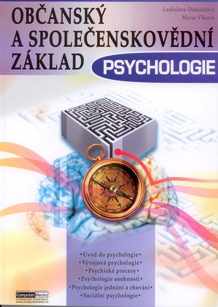 Občanský a společenskovědní základ - Psychologie - Doležalová L., Vlková M. - A4, brožovaná