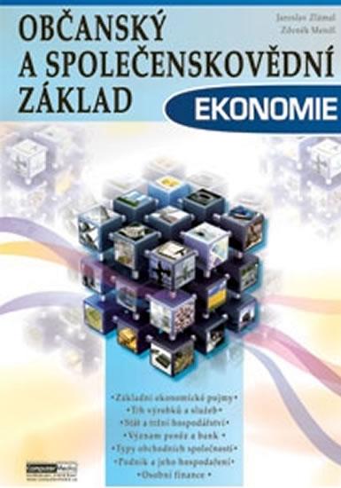 Občanský a společenskovědní základ - Ekonomie - Jaroslav Zlámal, Zdeněk Mendl