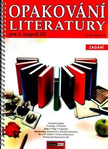 Opakování literatury pro 2.stupeň ZŠ