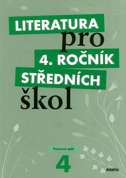 Literatura pro 4. ročník SŠ - pracovní sešit - Andree L. a kolektiv - A4, sešitová