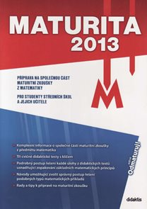 Maturita 2013 z matematiky